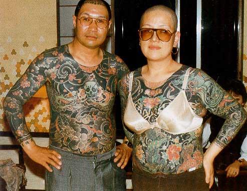 китайские тату фото