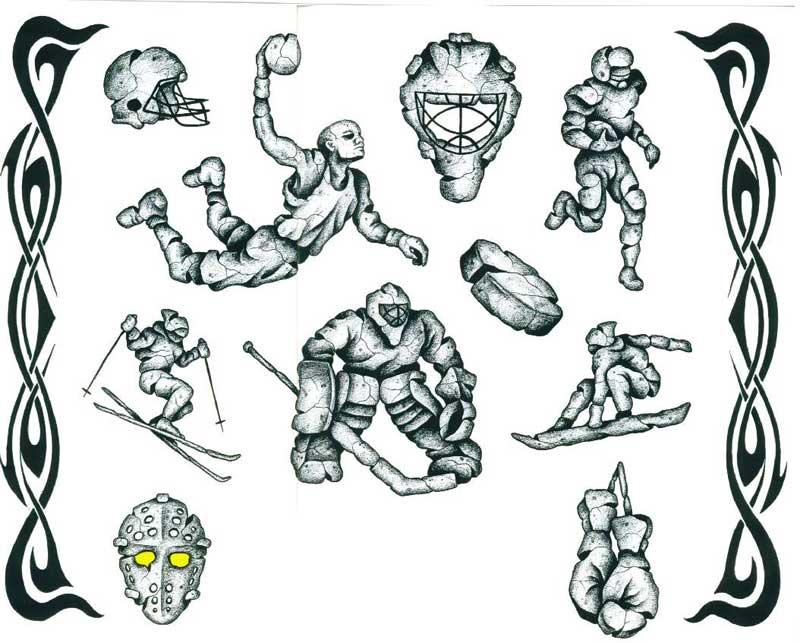 эскизы татуировок бесплатно: