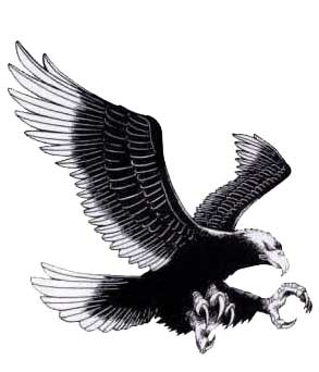 Татуировки орла
